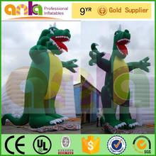 2015 Newest giant inflatable dragon slide for sale