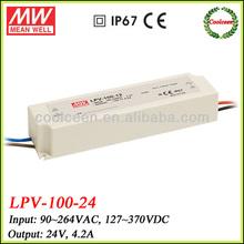 Meanwell LPV-100-24 24v smps