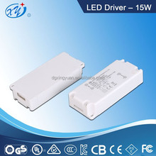 constant voltage 15W 12v LED driver for LED strip light