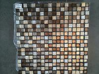 Good quality best sell crystal hand-painted glass mosaics