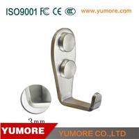 Wholesale small decor steel wall mounted coat hanger