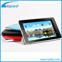 Cheap dual core 7 inch city call android phone tablet pc