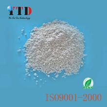 alumino-silicate ceramic fiber for brake pads