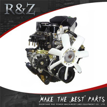 Top quality water cooled 4-cylinder moto engine