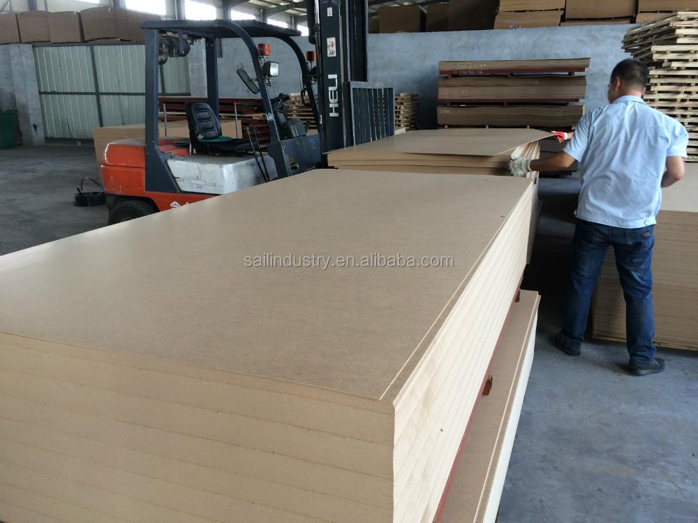 1 2 Fiberboard Protection Board ~ Wholesale mm raw mdf board