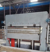 400Tons 15 layers plywood hot press machine