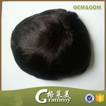 High quality pure human indian hair toupee/cheap toupee for men