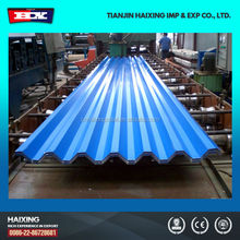 pvc coated sheet metal for roofing