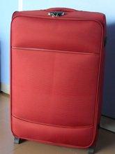 2012 hotsale red pu luggage