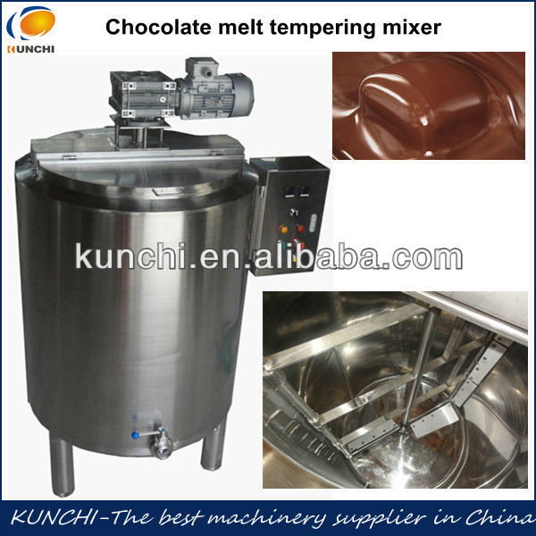 chocolate melting machine price