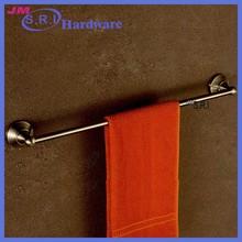 High quality classical brass bathroom wall towel rod