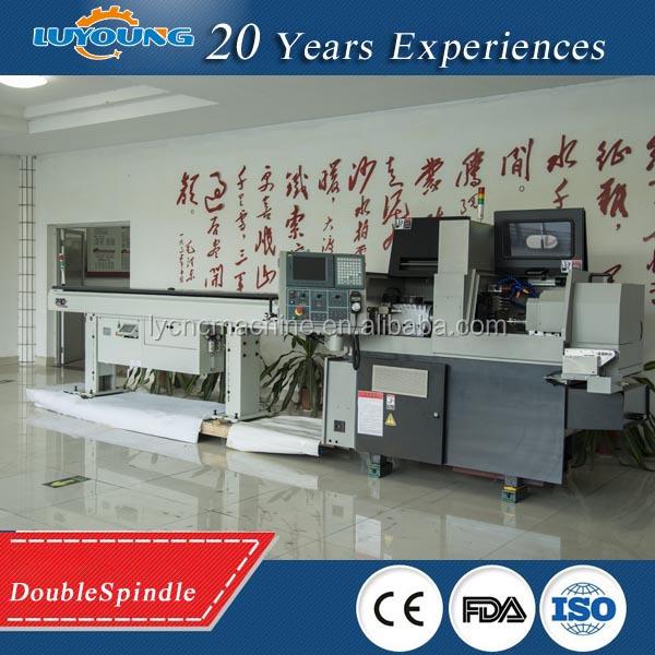 Çin ecnomic İsviçre tipi takisawa cnc torna makinesi