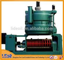 10-1000 TPD tornillo máquina aceite prensado en frío con ISO certificación