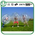 ¡CALIENTE!! PVC / TPU compinche bola de parachoques para adultos