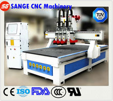 wood door making cnc router high speed heavy cnc router Sange factory