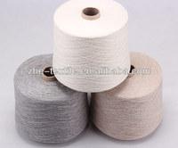 90% wool 10% cashmere yarn 2/26nm