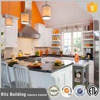 Ritz China Made Cheap Kitchen Cabinets Countertops