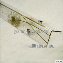 Excellent quality wall protection acrylic corner guards/decorative wall corner guards