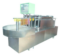 popsicle stick tube filling sealing packing machine