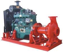 Diesel Engine Fire Fighting Water Pump/diesel engine driven fire pump