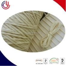 knitting leg warmers for kid tape yarn, acrylic cotton knitting tape yarn acrylic kntting tape yarn