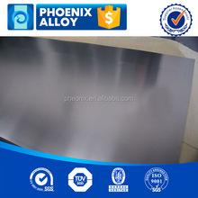 Nickel alloy inconel 625 sheet