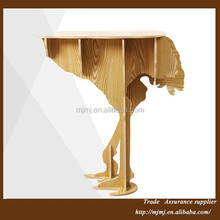 New irregular shape furniture of Ostrich table