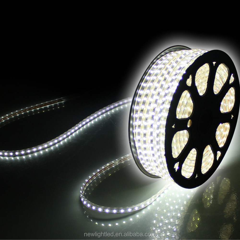 high voltage dc110 220v 108 120 240 leds smd3014 led strip light. Black Bedroom Furniture Sets. Home Design Ideas
