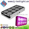120x3w 360w high lumen Apollo led grow lights for indoor plants