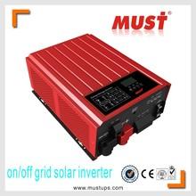 solar inverter on grid 5KW compared with hybrid solar inverter
