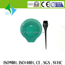 Buy wholesale direct from china plastic hair dyeing bowl and brush