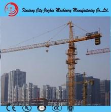 QTZ80 series self raising electric tower crane