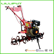 Brand New Light Multifunctional China Gasoline Rotavators With KAMA Engine