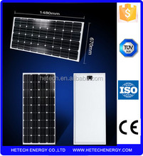 direct buy china 150w monocrystalline solar panel pv module for sale