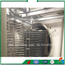 Good The Machinery Price Of Fruit And Vegetable Processing Freeze Drying Machine