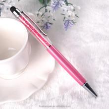 hot product for 2015 ball pen hotel custom logo printing ball pen