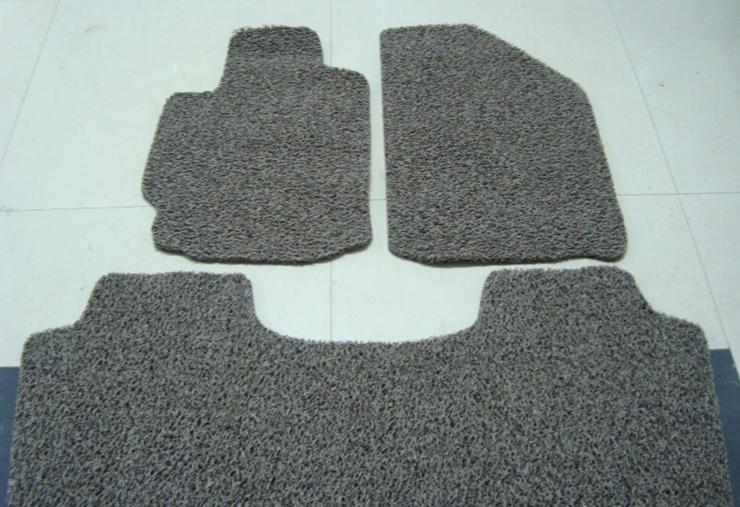 Hot Sale Pvc Spider Coil Mat Car Carpet Durable Nonslip
