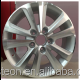 "18"", 19"" European Silver Rim New Design: Alloy Wheel Rim Chrome"