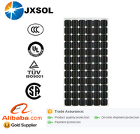 cheap price 300Watt photovoltaic mono solar panel cell China manufacturing