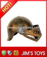Whoesale Plastic Armor Knight Helmet with Mask Mde in Shantou Medieval Armor Helmet