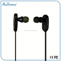 new product 2014 wireless bluetooth earbuds mp3 2014