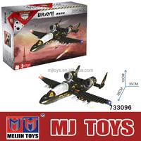 Educational toys 175pcs nano block plastic Spaceship block toy large block toy