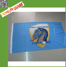 China factory polyester promotional cheap flag and banner