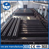 Structure black carbon welded steel tube weight chart