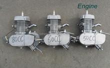 motorized bicycle kit gas engine/mini motor gasoline/two strokes gasoline mini engine