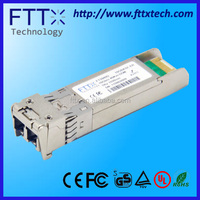 High performance cisco HP compatible 1310nm FP-LD, Multi mode 10GBASE-LRM Ethernet SFP+ module