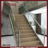 straight stairs/modern stairway