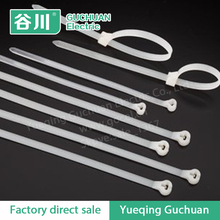Wholesale heat-resistant nylon cable tie self-locking ribbon 5*350mm