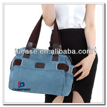 Hot Sale cheap fashion laptop messenger bag, canvas shoulder laptop messenger bag, cheap school messenger bag for Ladies