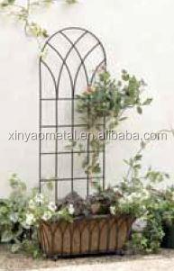 Treillis vineyard treillis m tallique treillis utilis dans le jardin pour twining plantes et - Treillis metallique jardin ...